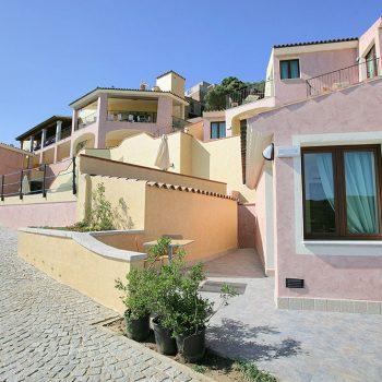 Esterno Hotel Castello Budoni