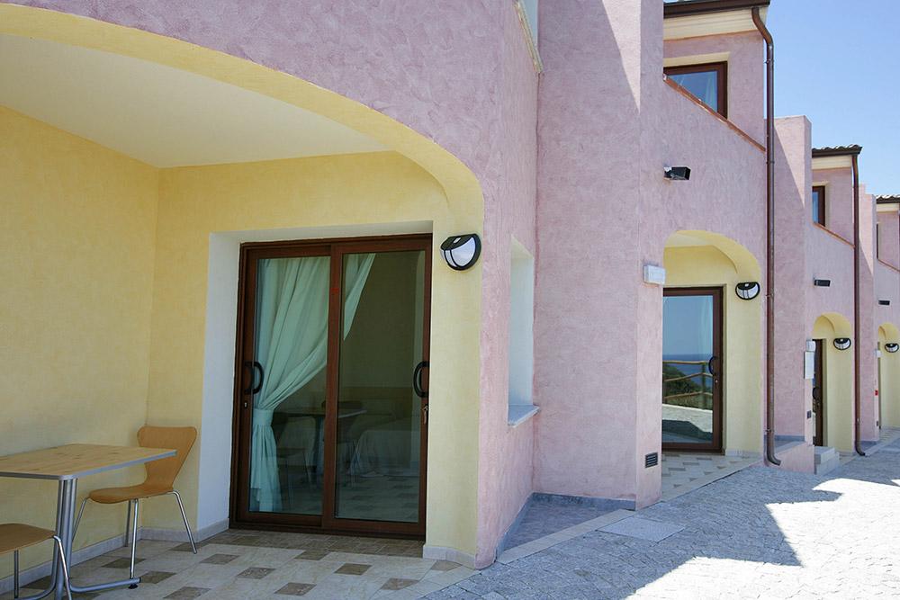 Ospitalità Hotel Castello Budoni