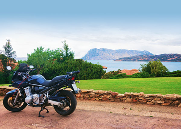Biking Budoni Sardegna